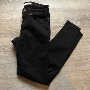 [Zara] black pants